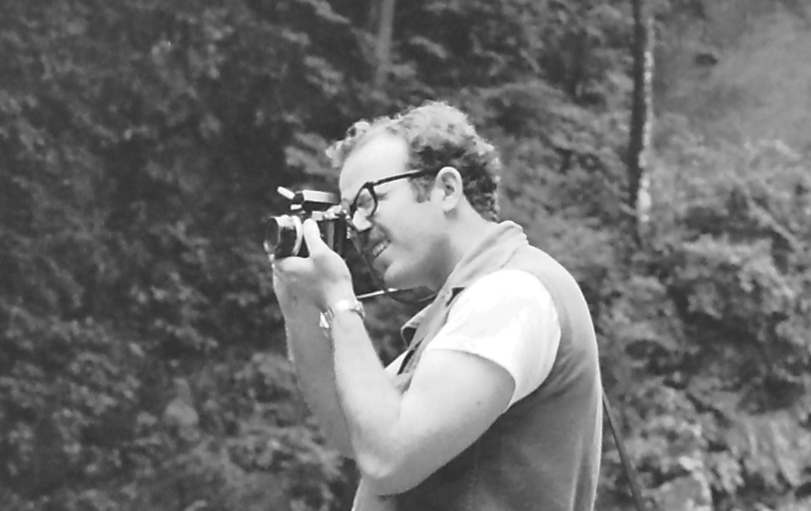 photography in Okutama 1974